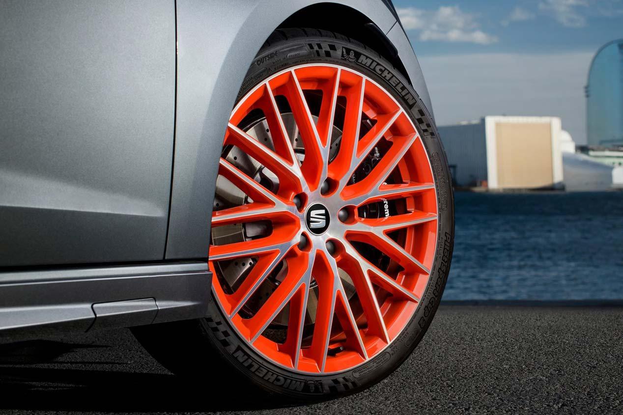 Seat León Cupra 2017: tendrá 300 CV