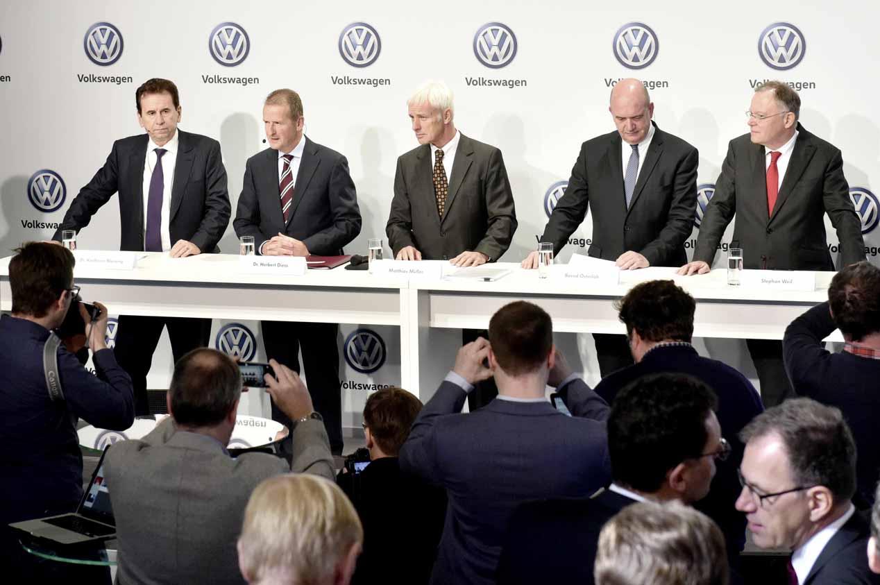 Volkswagen dejará de fabricar empleos y fabricará movilidad