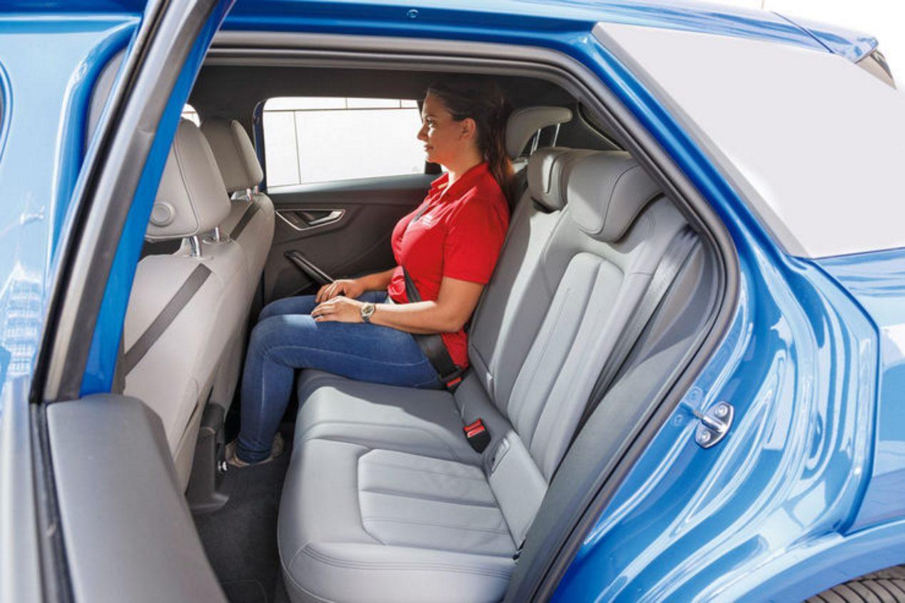Comparativa: Audi Q2 2.0 TDI, Mini Clubman Cooper SD All4 y Seat Ateca 2.0 TDI 4Drive