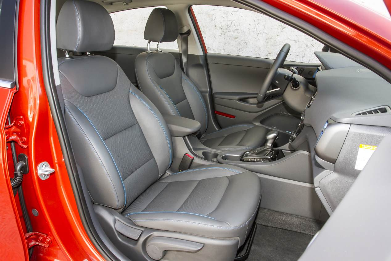 Hyundai Ioniq Híbrido: primeras impresiones