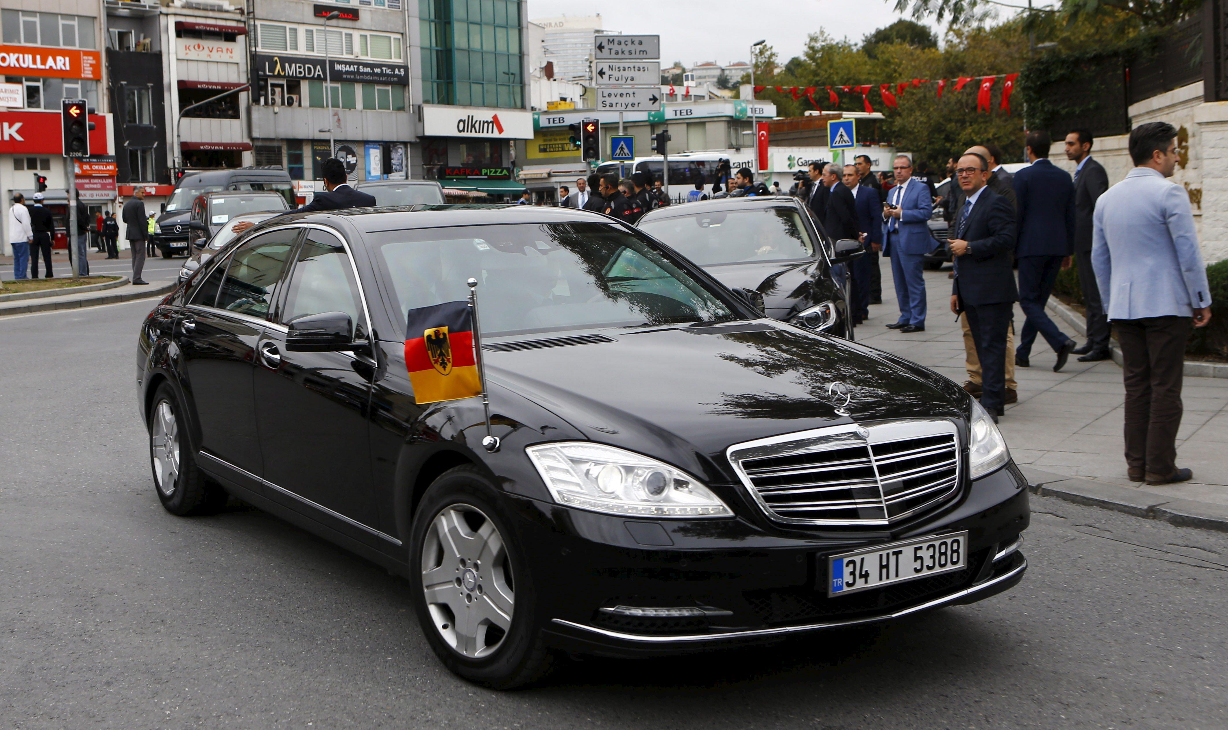 Los coches oficiales de los presidentes del mundo
