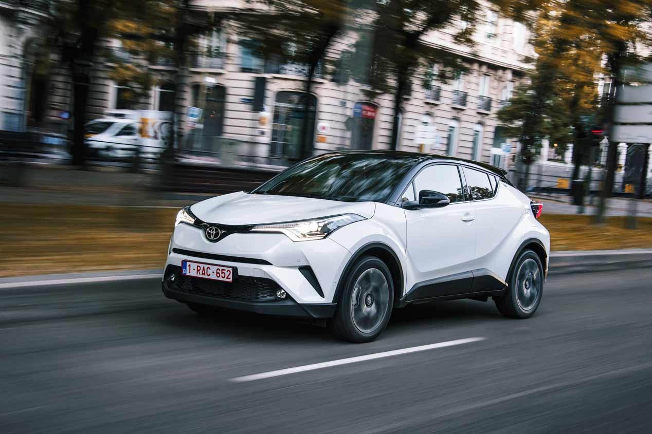 Toyota C-HR, en vídeo el revolucionario SUV