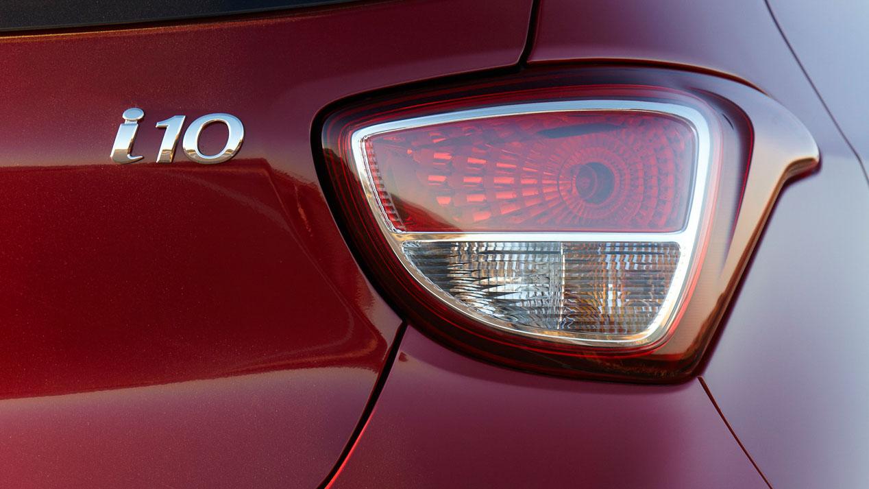 Conducimos el Hyundai i10 2017