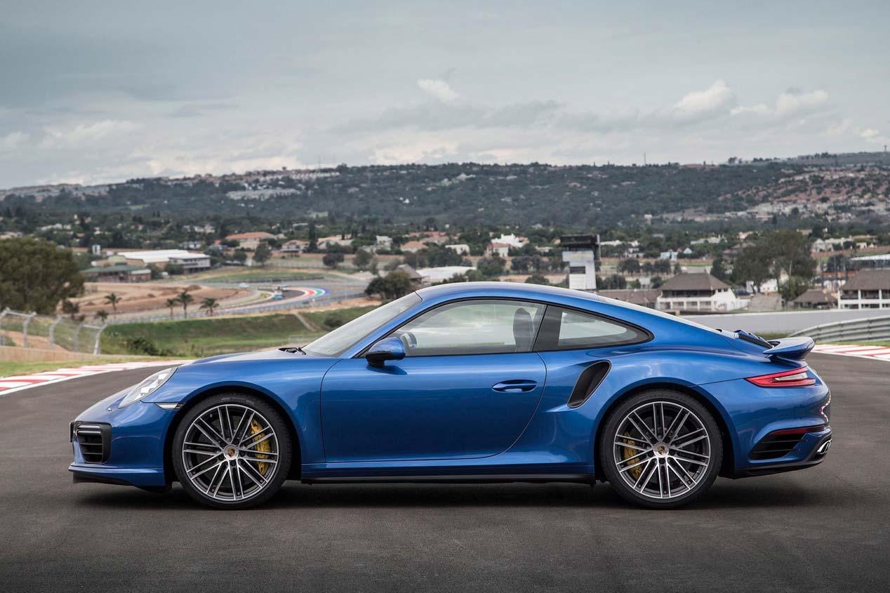 Porsche 911 Turbo: ¿por qué acelera tan rápido?