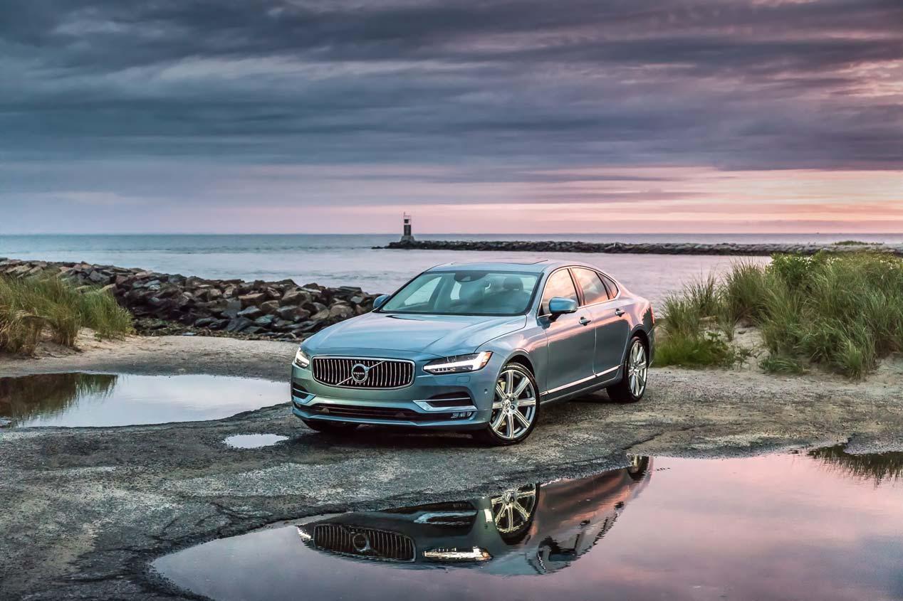 Volvo XC90, V90 y S90 2017: sus mejores fotos