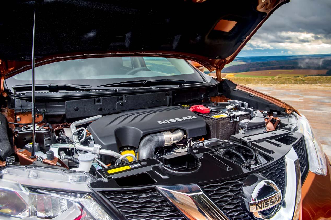 Nissan X-Trail 2.0 dCi 177 CV, a prueba