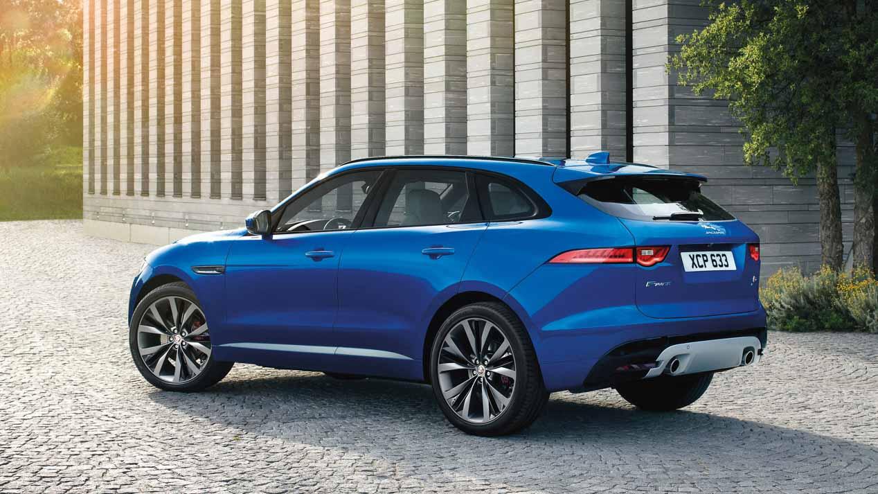 Futuros Audi Q3 y Jaguar E-Pace, protagonistas SUV para 2018