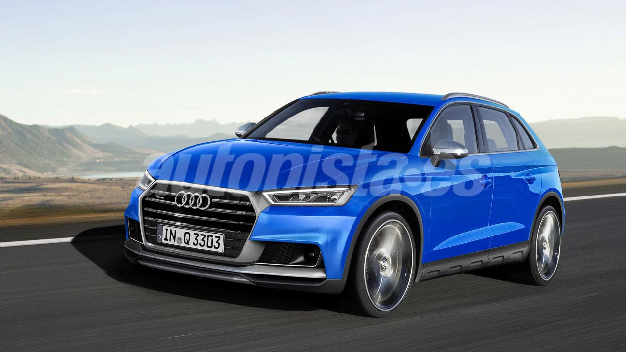 Audi Q3 Vs Jaguar E Pace Un Nuevo Duelo Suv Para 2018