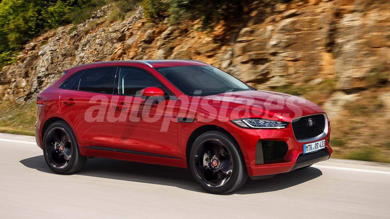 Range Rover Evoque >> Audi Q3 vs Jaguar E-Pace: un nuevo duelo SUV para 2018 ...