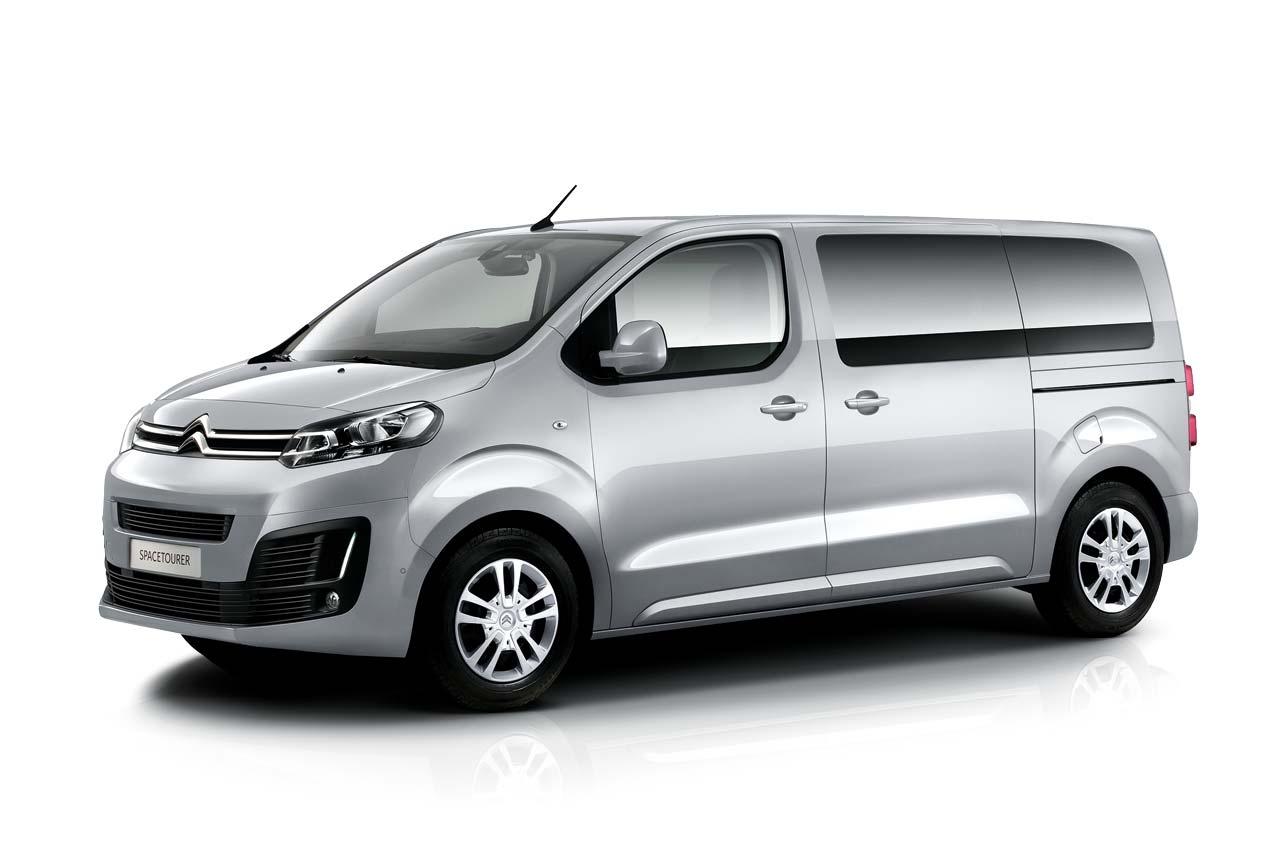 Citroën Space Tourer, ya a la venta en España