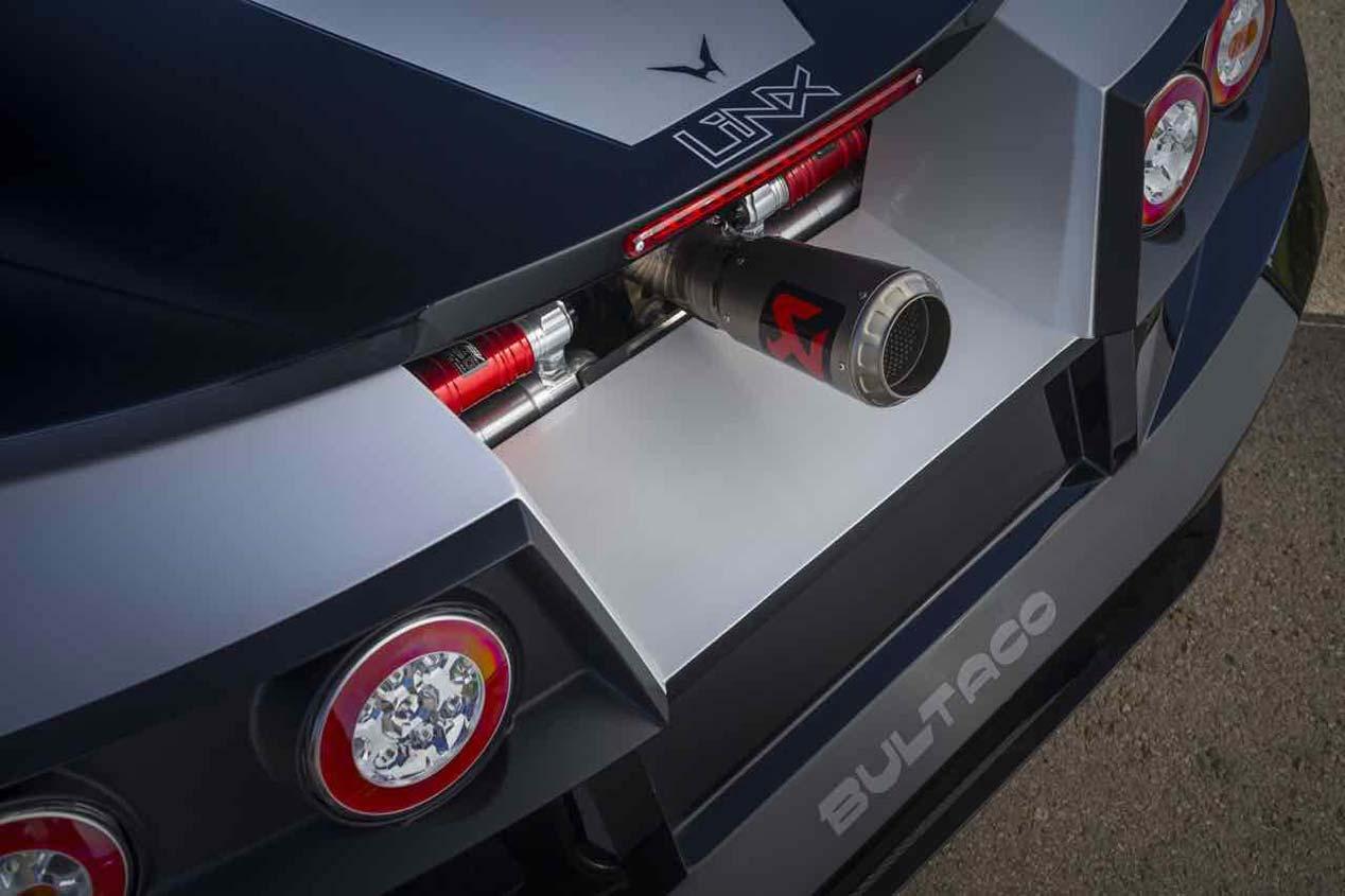 Bultaco Linx Concept, sus mejores fotos