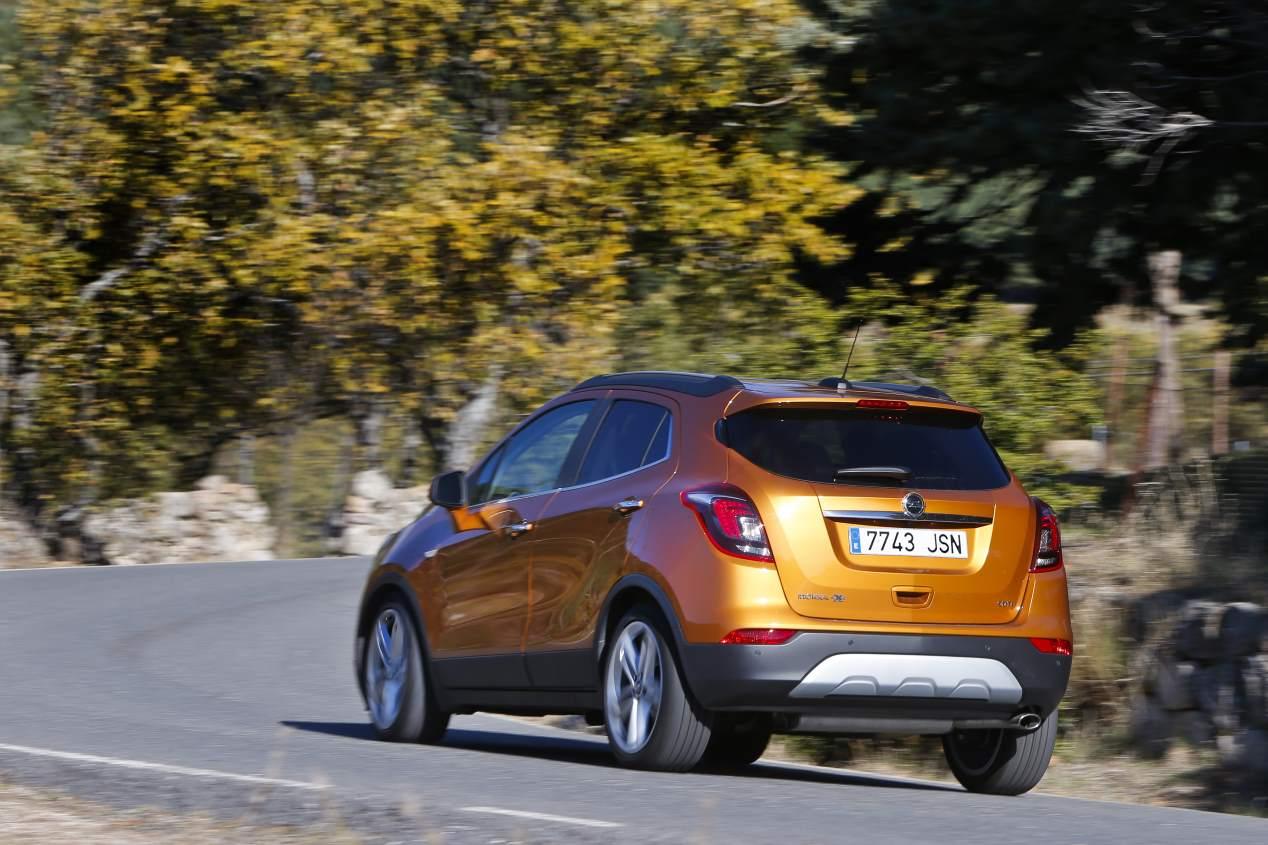 Opel Mokka X 1.6 CDTI 136 CV 4x4: primeras impresiones