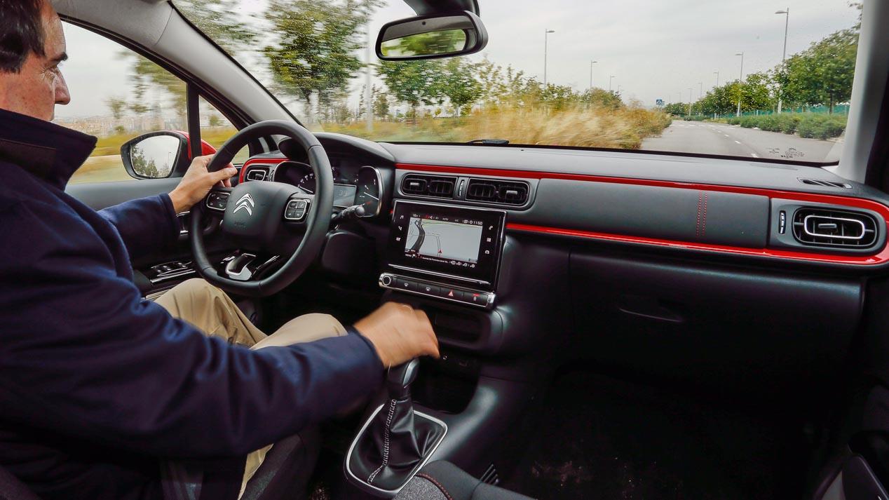 Citroën C3, las mejores fotos del finalista del Car of the Year 2017