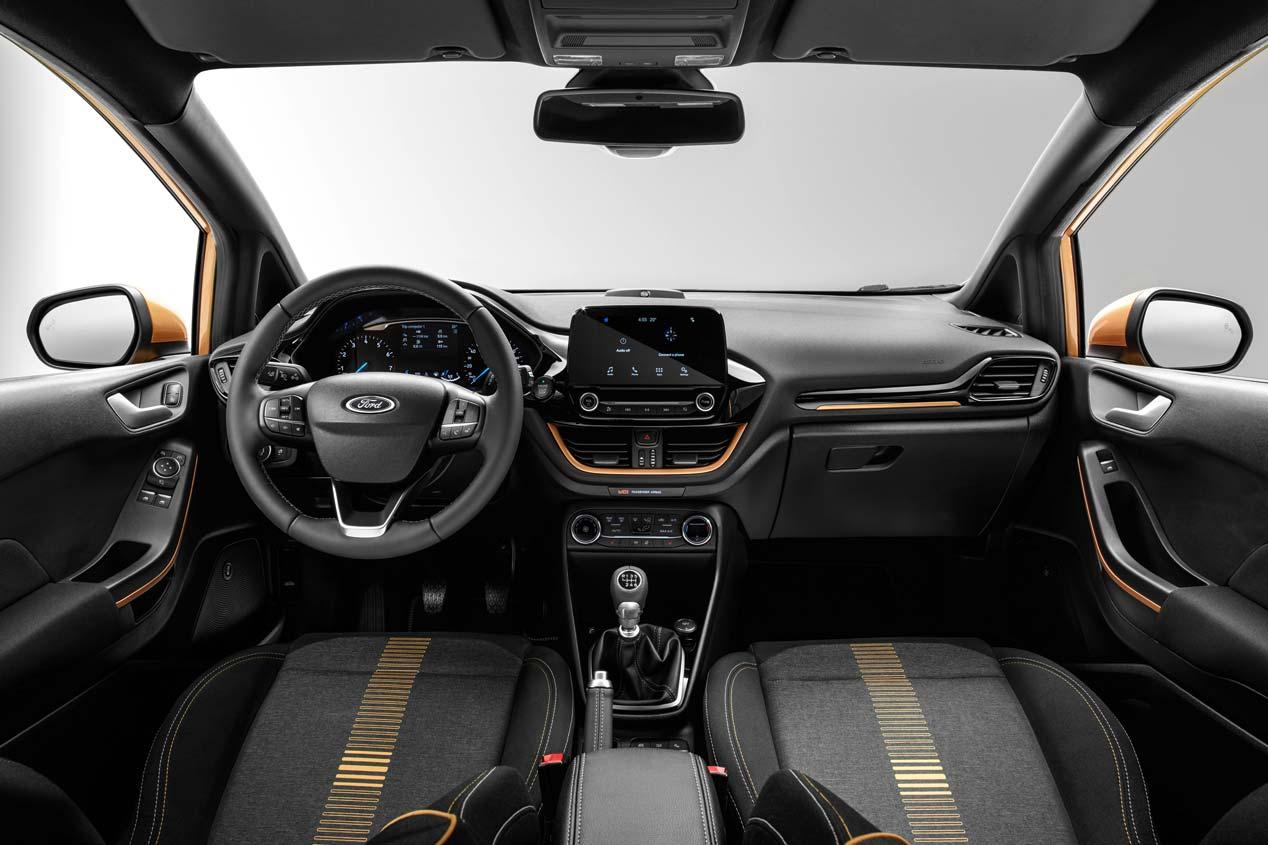Ford Fiesta 2017: las mejores fotos