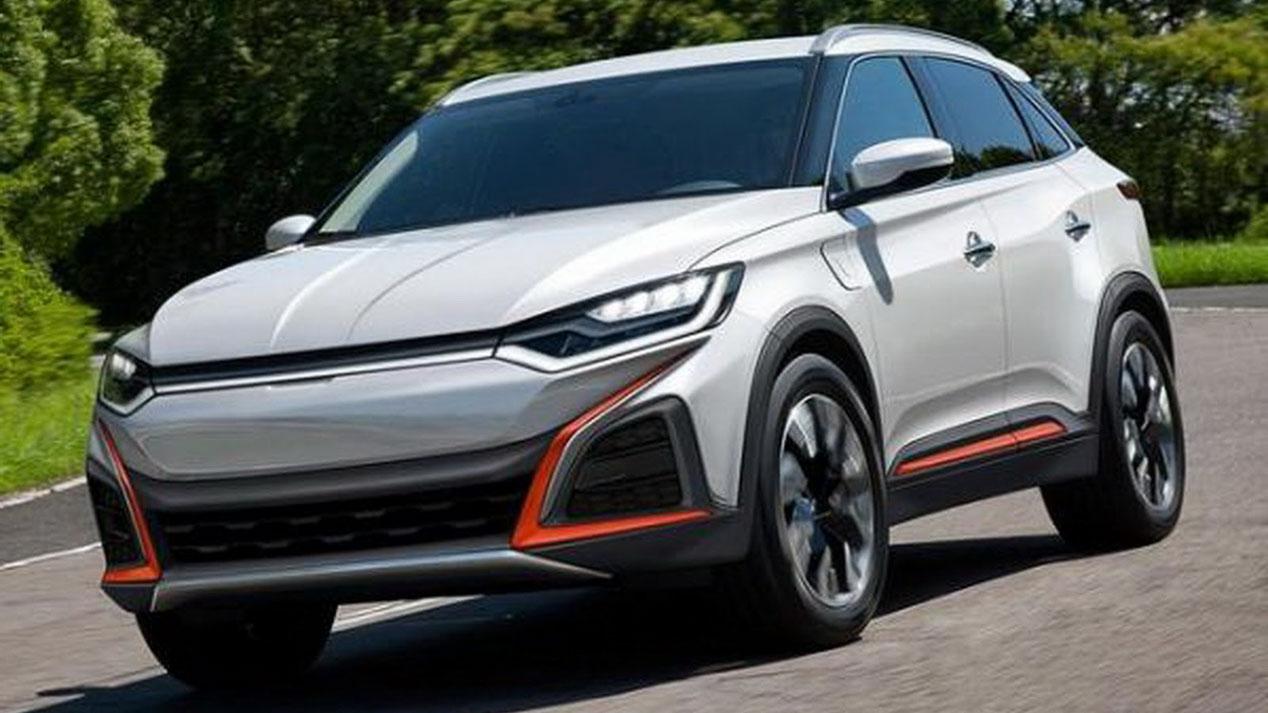 WM Motors, nuevo fabricante chino de coches eléctricos