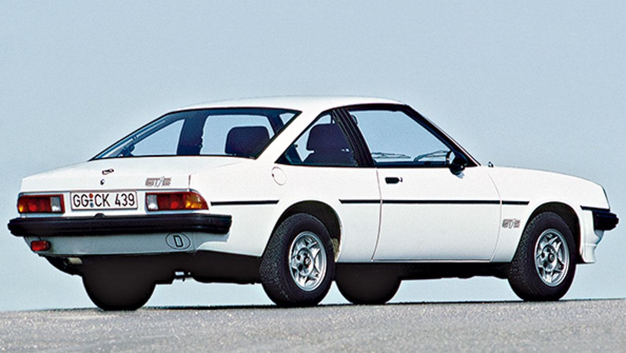 Opel Manta GT/E: un coupé a la antigua usanza