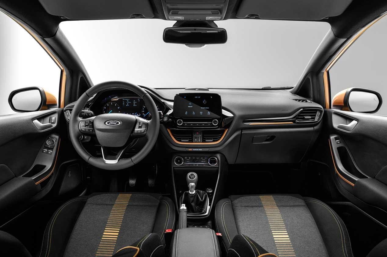Ford Fiesta Active, el Fiesta tipo SUV