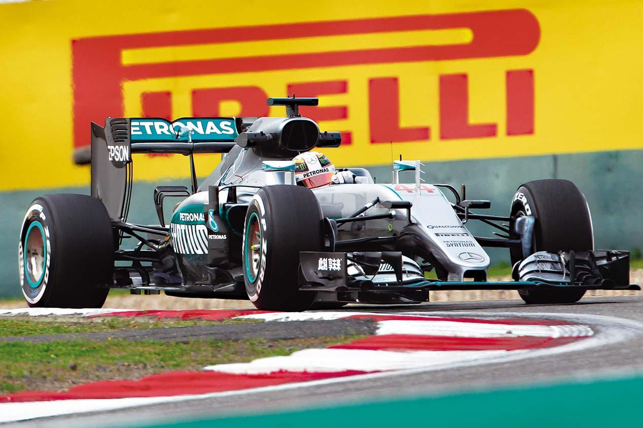 Nico Rosberg deja la F1 tras ser campeón