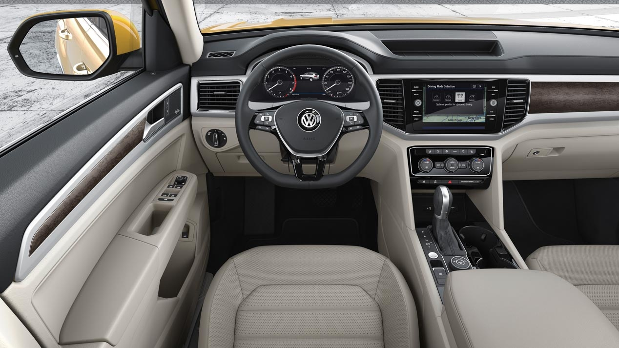¿Finalmente se comercializará el Volkswagen Atlas en Europa?