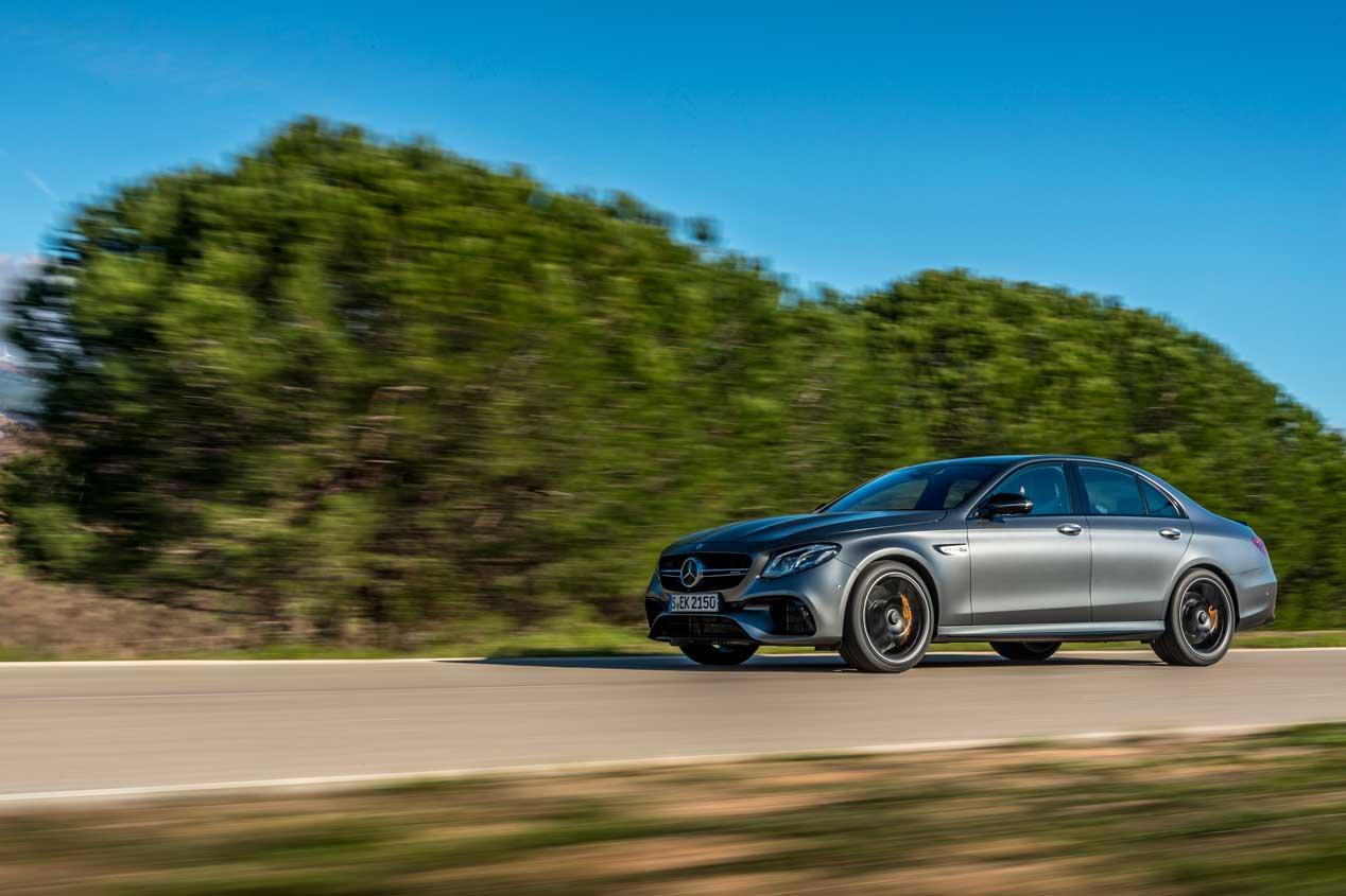 Mercedes-AMG E63 S 4MATIC, fotos de nuestra prueba