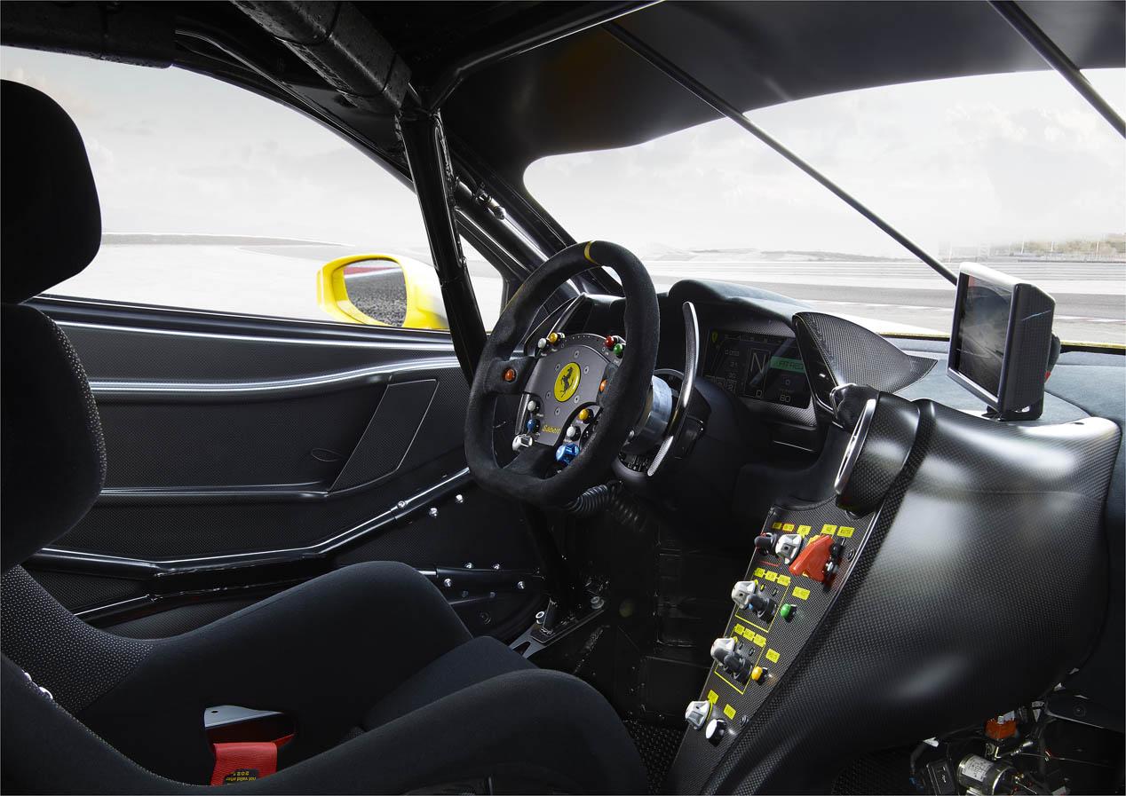Ferrari 488 Challenge 2017
