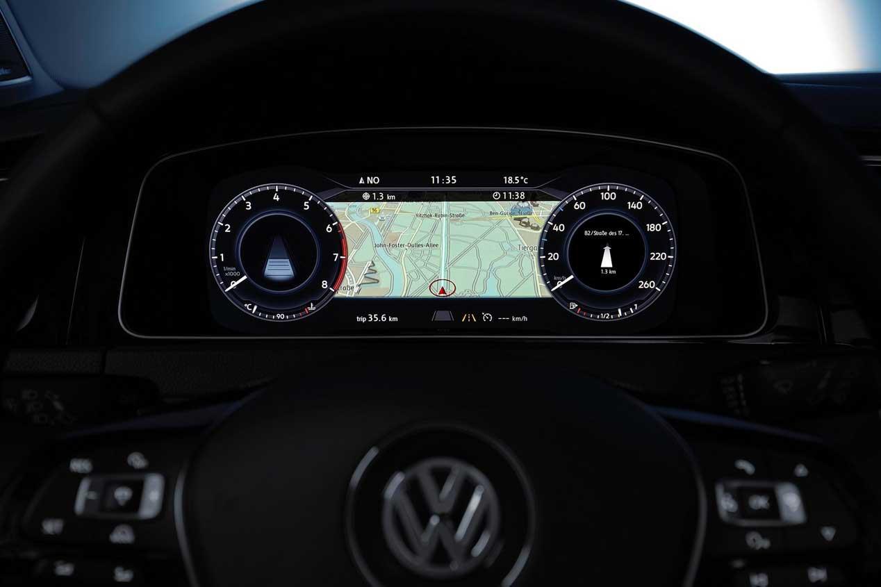 Volkswagen Passat 2017: fotos de la nueva berlina