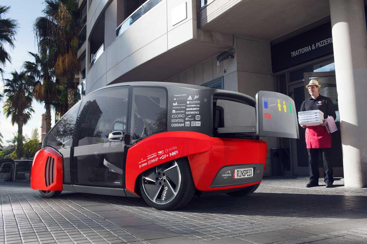Los coches del futuro en el CES Las Vegas 2017