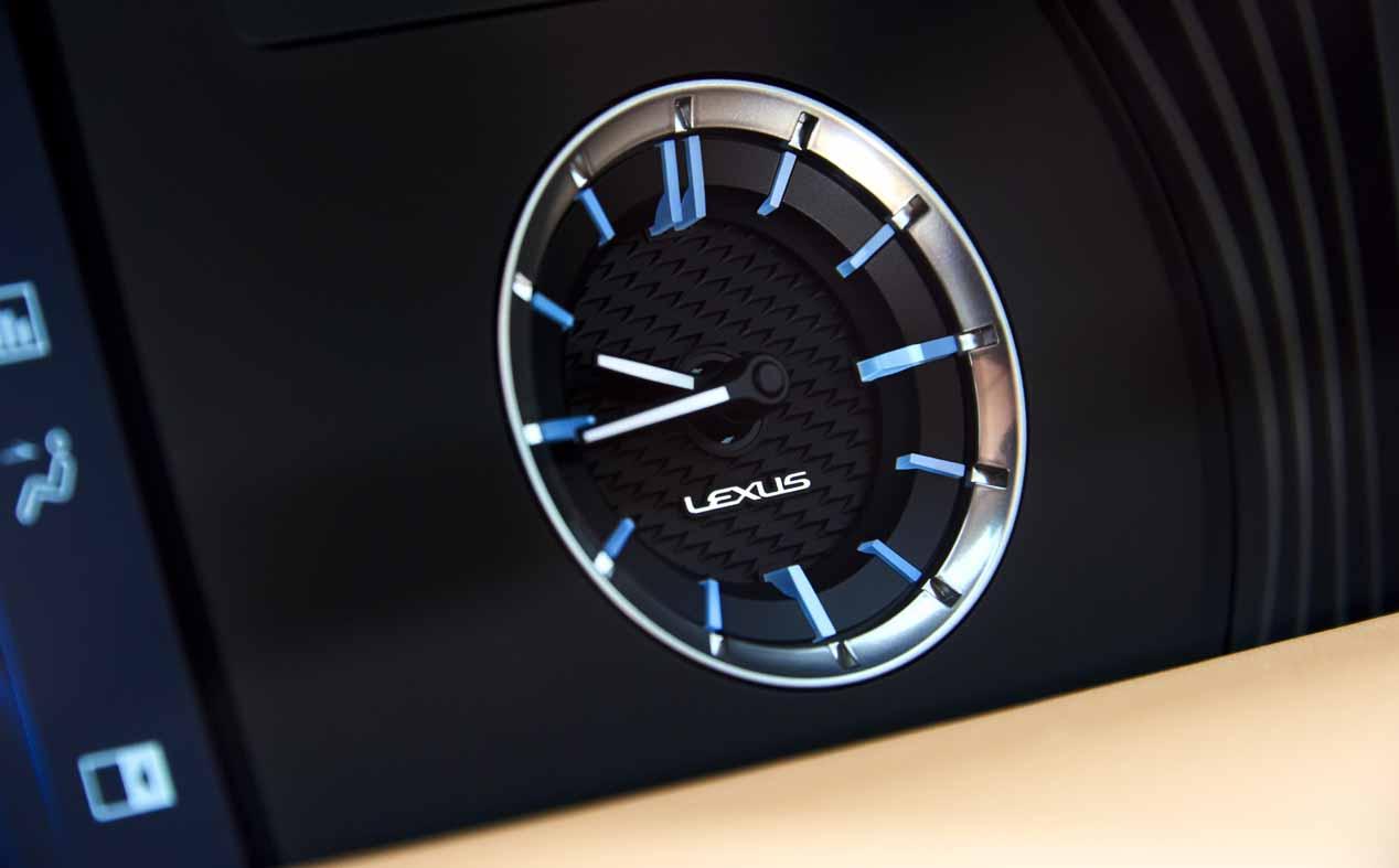 Lexus LC, las fotos de un coche revolucionario