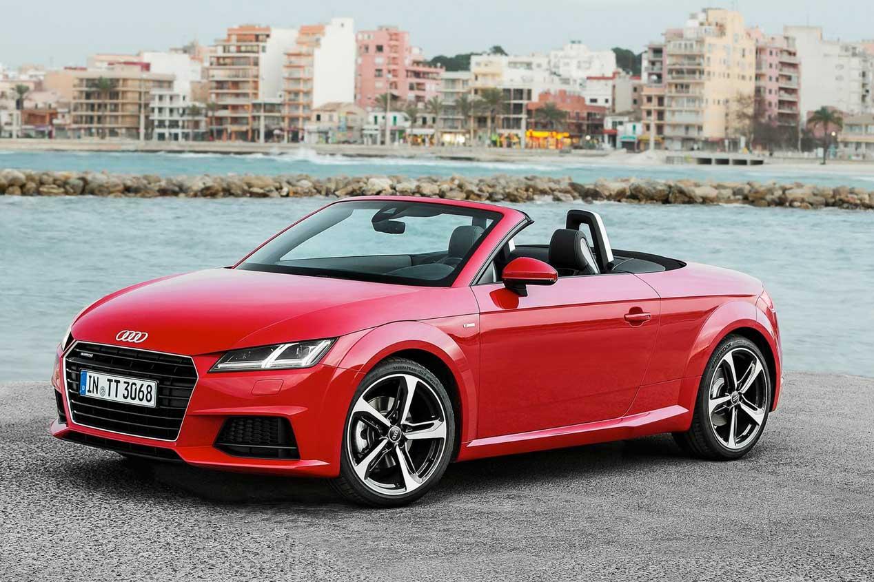 Audi TT 2.0 TDI quattro, sus mejores fotos