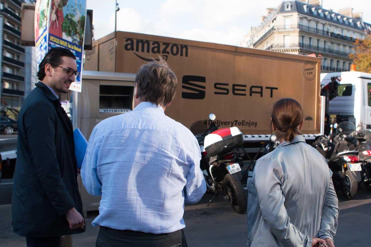 Seat vende en Amazon el Mii by Mango