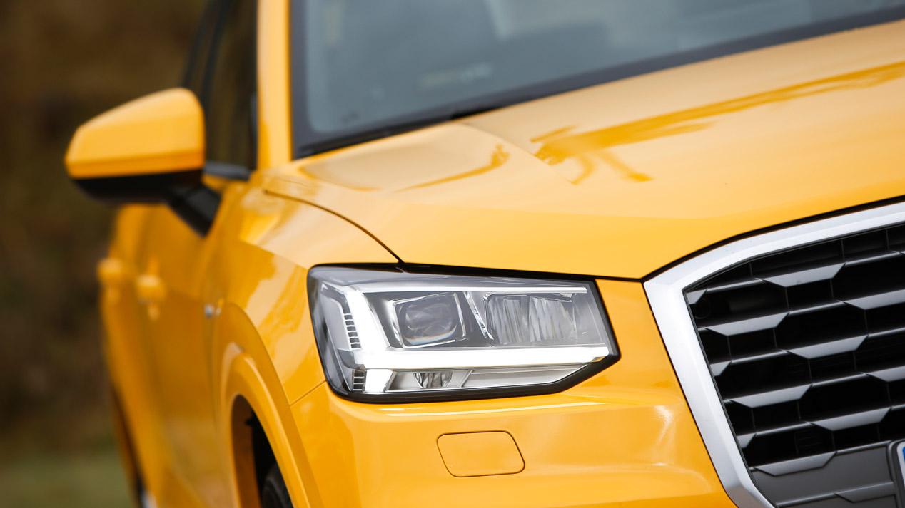 Audi Q2 1.6 TDI, probamos el Diesel de acceso