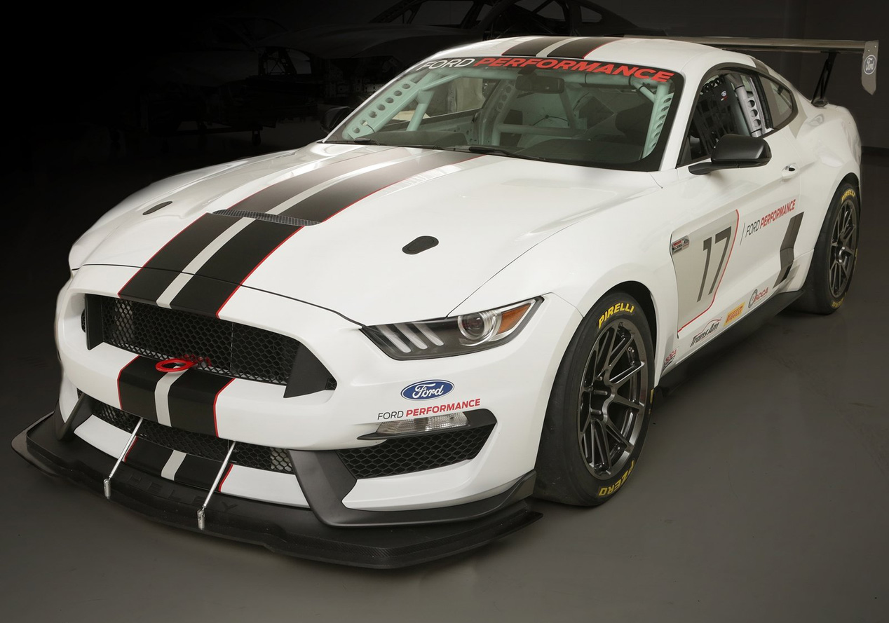 Ford Mustang Shelby FP350S 2017