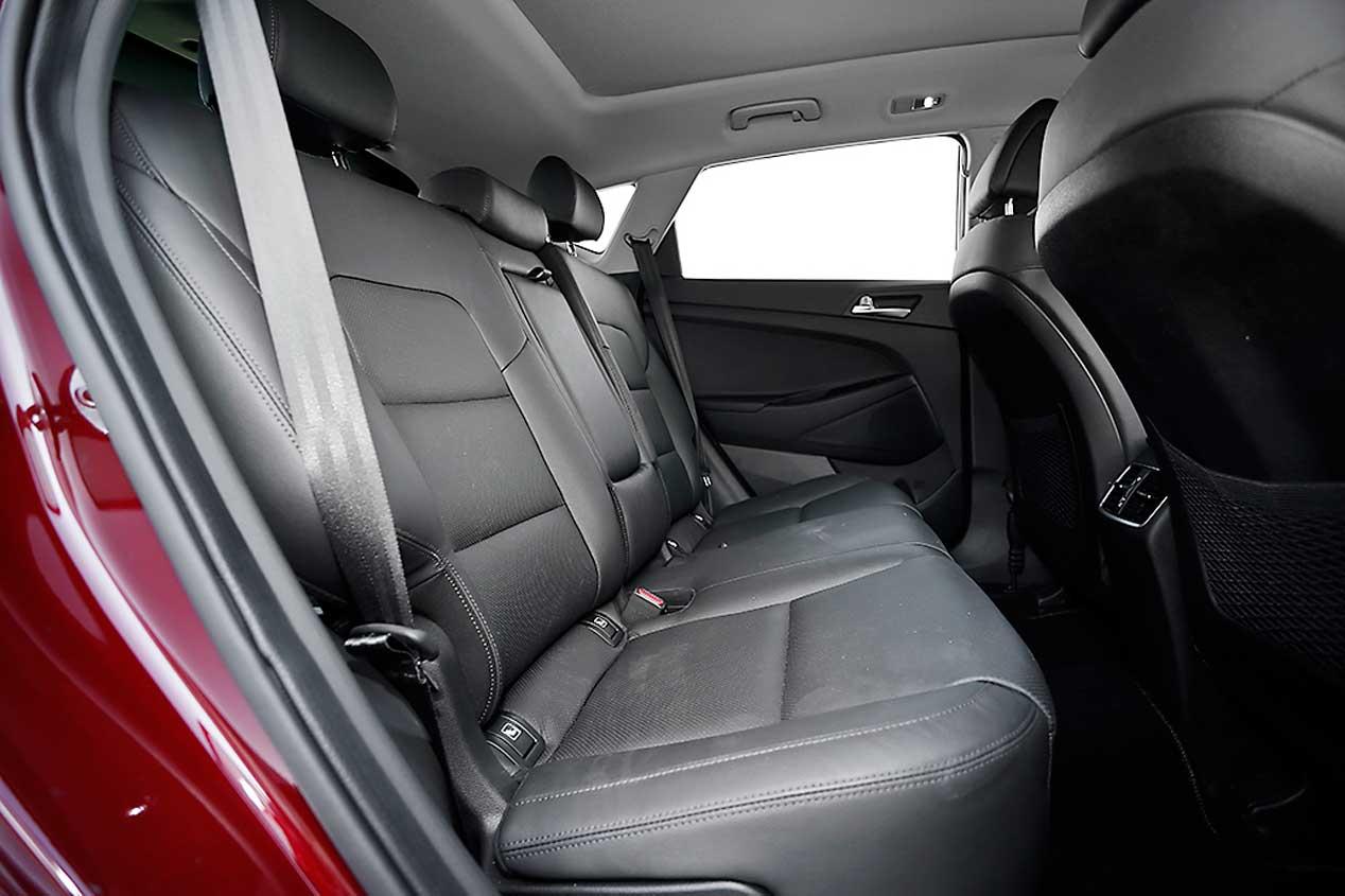 Seat Ateca, Hyundai Tucson, Nissan Qashqai, VW Tiguan y Kia Sportage: lucha SUV