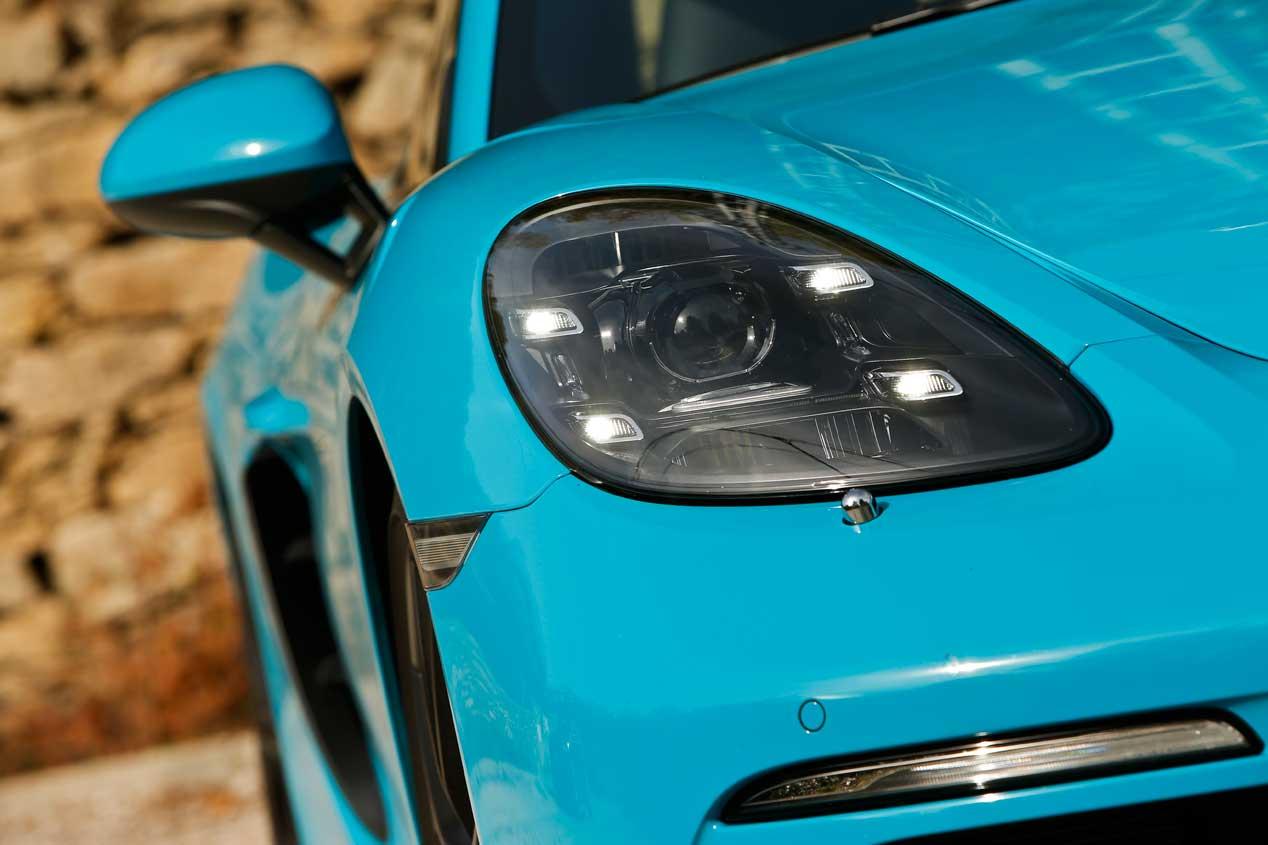 Porsche 718 Cayman PDK, nuestra prueba en fotos