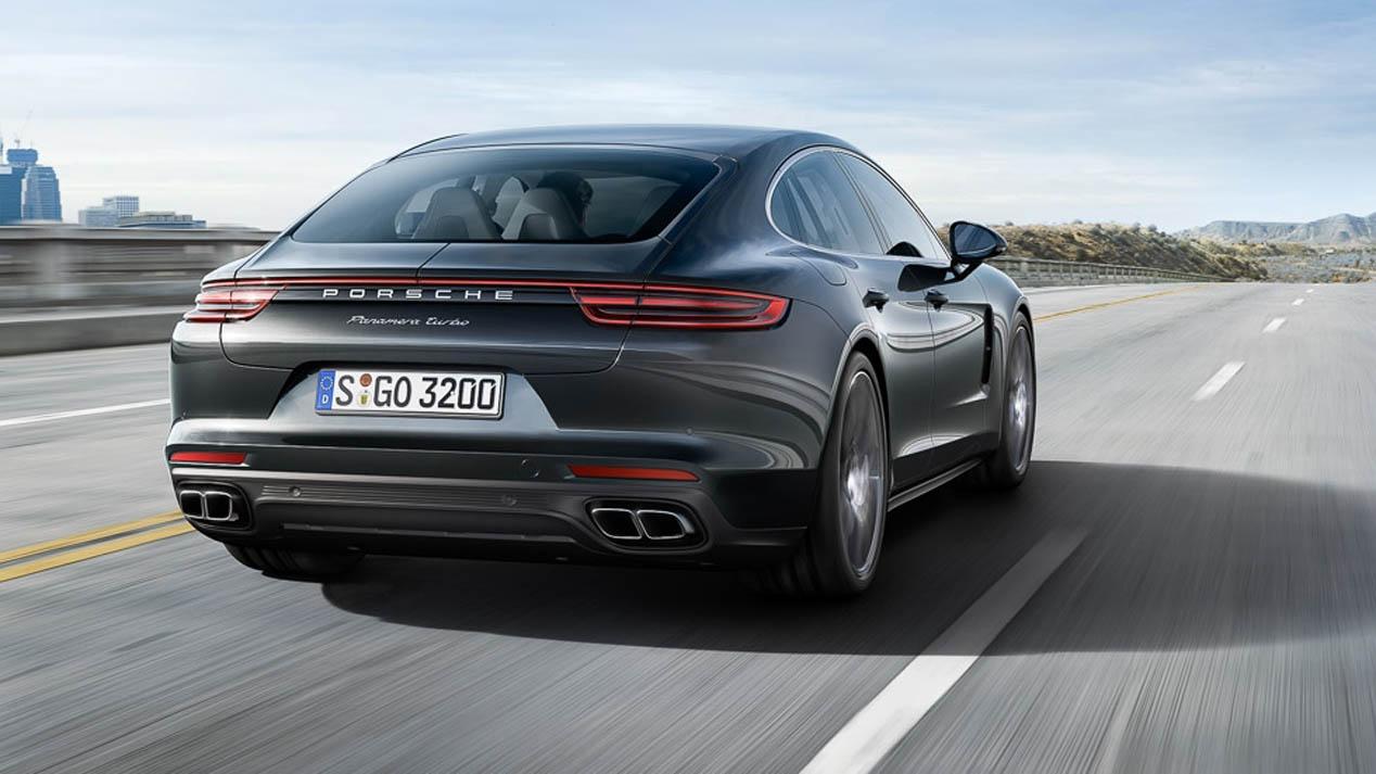 Todos los modelos de calle de Porsche