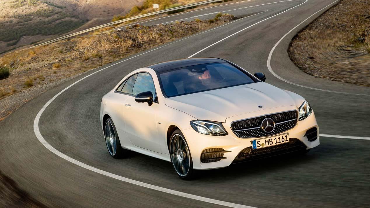 Mercedes Clase E Coupé 2017, aún más aspiracional