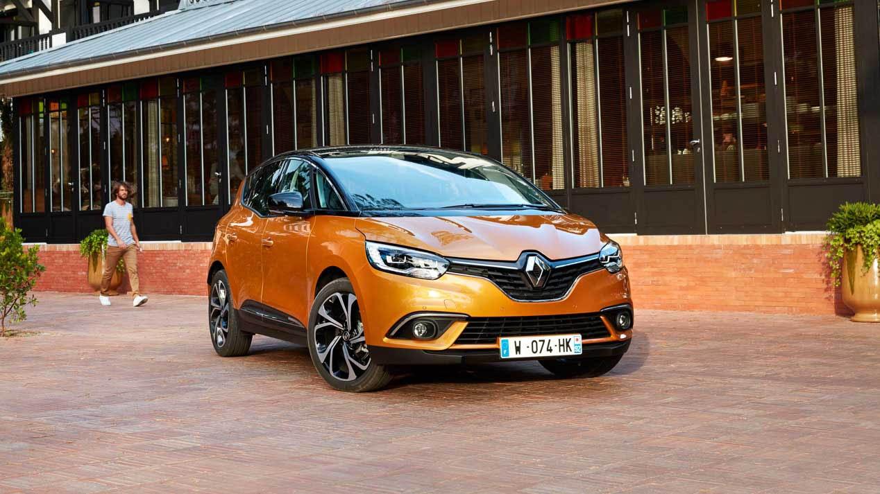 Renault Scénic 2017, en vídeo