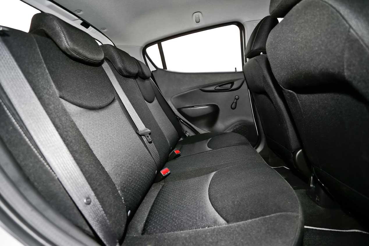 Opel Karl Easytronic, a prueba un coche urbano low cost