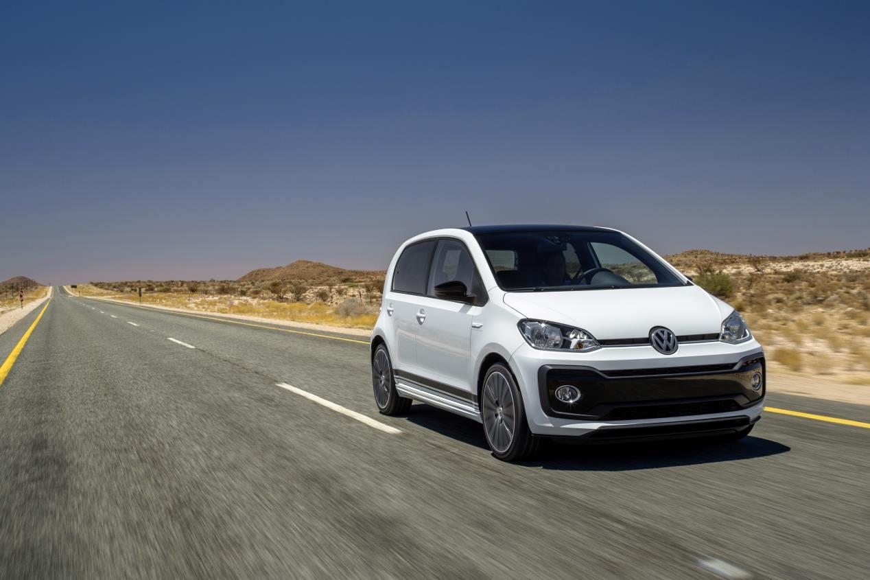 Volkswagen Up! GTI, fotos de nuestra prueba