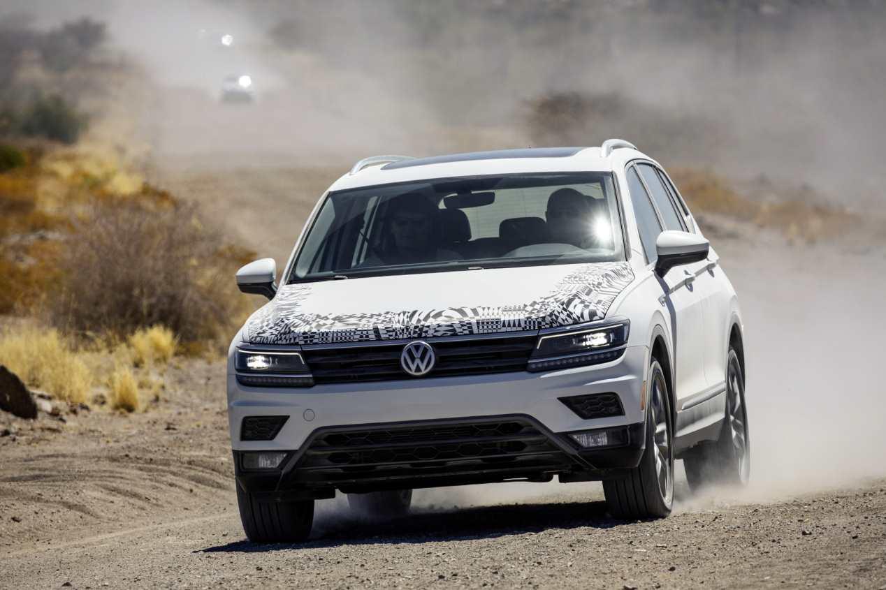 Así será el nuevo Volkswagen Tiguan Allspace