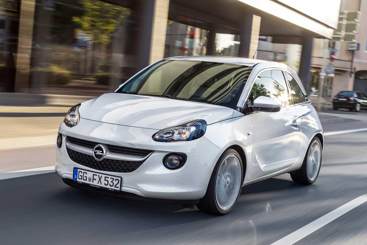 Figueruelas fabricará los futuros Opel Corsa y Adam