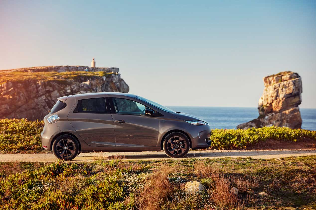 Renault Zoe 2017, a prueba