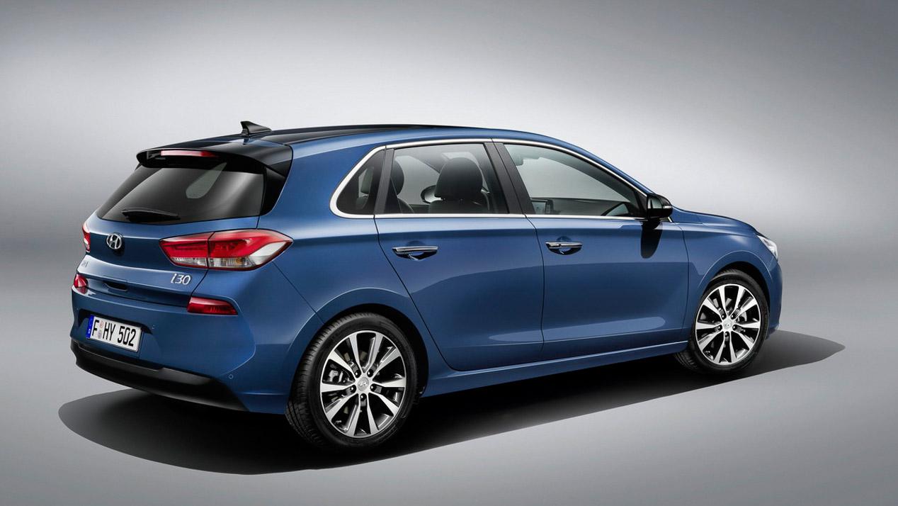 Hyundai i30 2017 a producción
