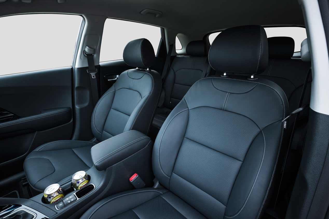 Kia Niro Hybrid: récord Guinness en eficiencia