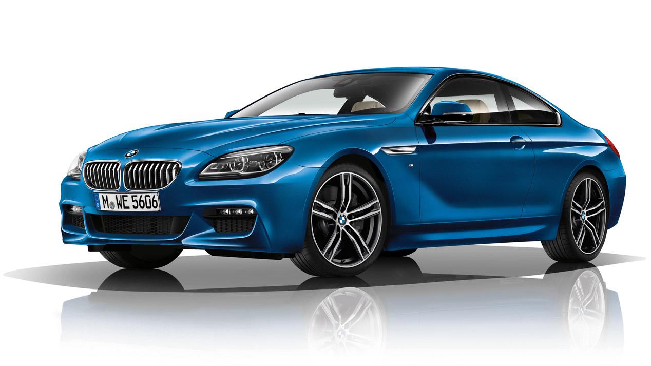 BMW Serie 6, su puesta al día llega en 2017