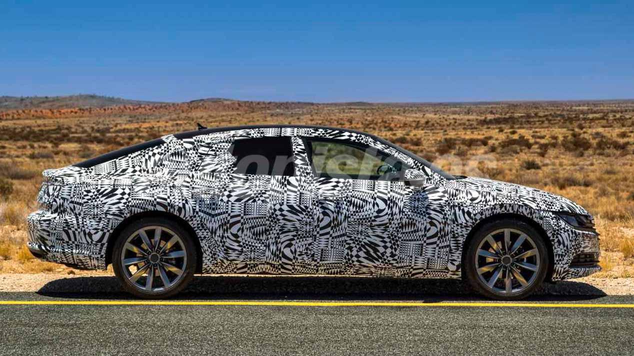 Volkswagen Arteon: probamos la nueva berlina coupé