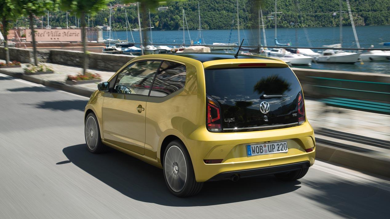 Volkswagen Up! 1.0 TSI: sus consumos reales