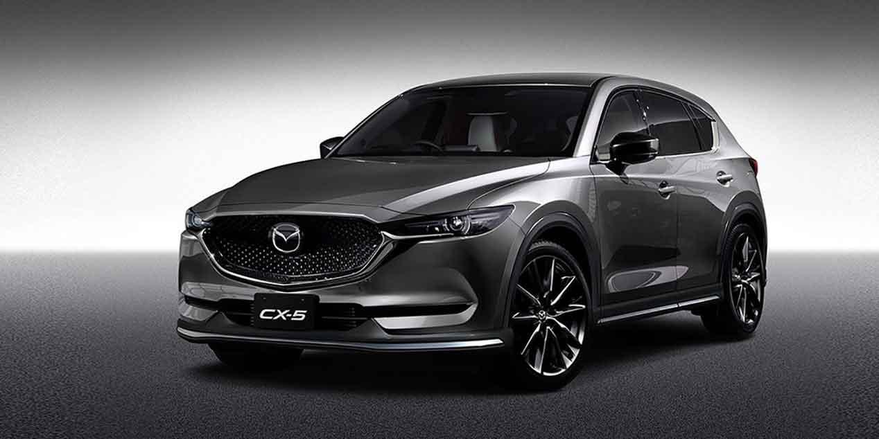 Custom Style: el acabado más deportivo para los Mazda CX-3 y CX-5
