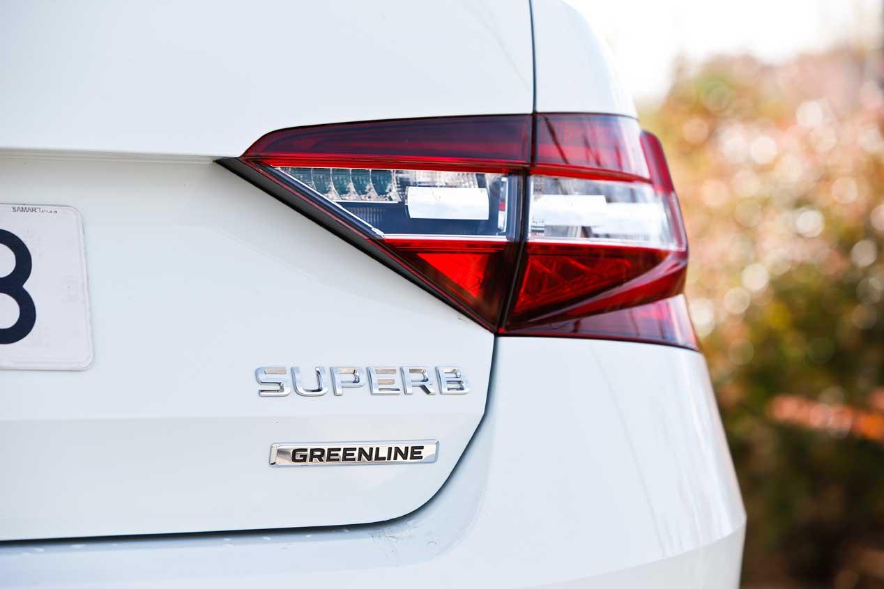 Skoda Superb 1.6 TDI Greenline, a prueba