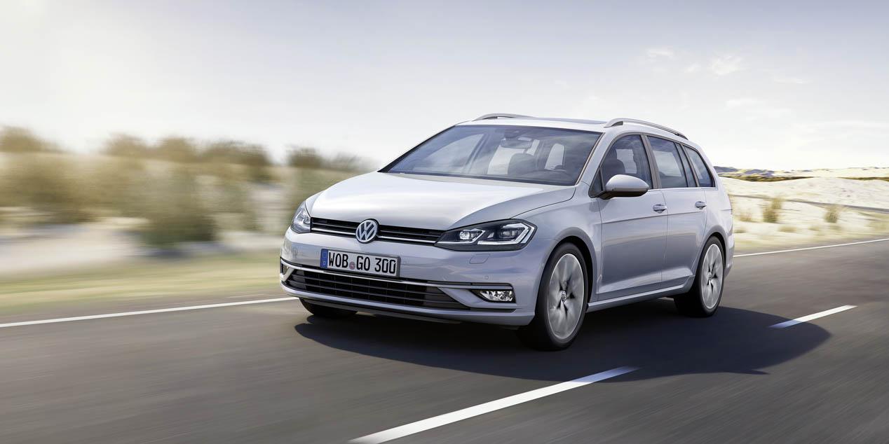 Precio del Volkswagen Golf 2017